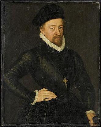 Francis, Duke of Guise - François I de Lorraine, Duc de Guise by Marc Duval