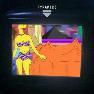 Pyramids (song) - Image: Frankoceanpyramids