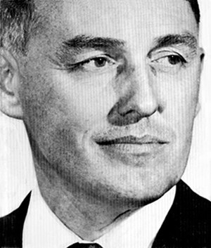 Fred J. Cook - Fred J. Cook in 1964