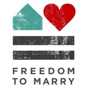 Freedom to Marry - Image: Freedom to Marry 2