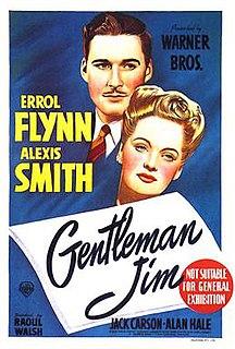 <i>Gentleman Jim</i> (film) 1942 film by Raoul Walsh