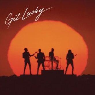 Get Lucky (Daft Punk song) - Image: Get Lucky