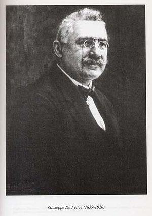 Giuseppe De Felice Giuffrida - Image: Giuseppe De Felice