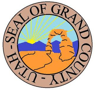 Grand County, Utah - Image: Grand County Seal (Utah)