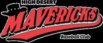 High Desert Mavericks - Image: H Dmavs