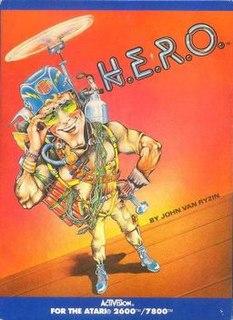 <i>H.E.R.O.</i> (video game) 1984 video game