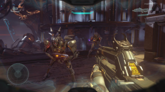 Halo 5: Guardians - Halo 5: Guardians gameplay