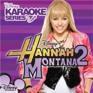 Hannah Montana 2: Meet Miley Cyrus - Image: Hannah Montana 2 Karaoke