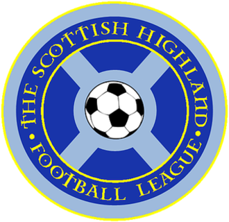 Highland Football League - Image: Highland Football League (emblem)