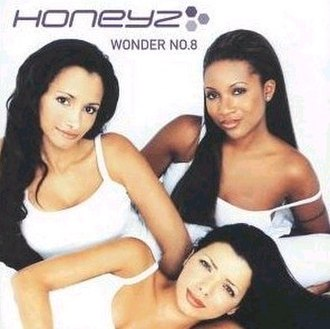 Wonder No. 8 - Image: Honeyz Wonder No 8 cover