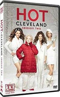 <i>Hot in Cleveland</i> (season 2) Season of television series