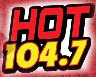 KHTN - Image: Hot 104.7 KHTN