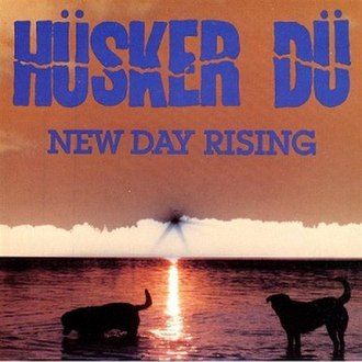 New Day Rising - Image: Husker Du New Day Rising