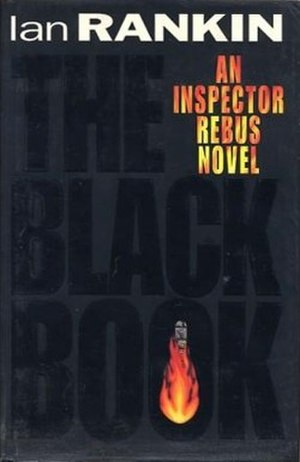 The Black Book (Rankin novel) - First edition