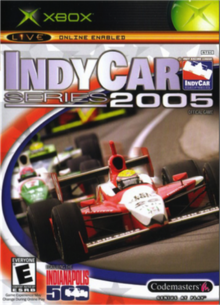 indycar series ps2