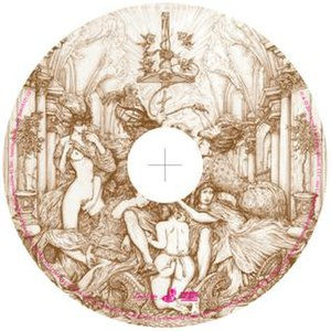 Infestissumam - The image that US CD manufacturers refused to print on the disc of the deluxe edition