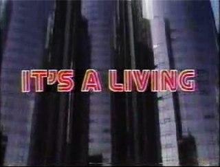 <i>Its a Living</i> American television sitcom