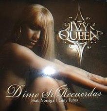 ivy queen dime si me recuerdas