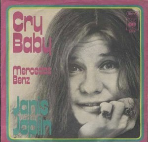 Cry Baby (Garnet Mimms song) - Image: Janiscrybaby