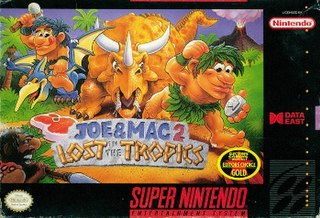 <i>Joe & Mac 2: Lost in the Tropics</i>