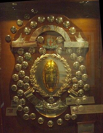 J. J. Giltinan Shield - Image: Jjgiltinanshield