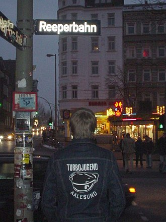 Turbonegro - A Turbojugend from Ålesund on Reeperbahn