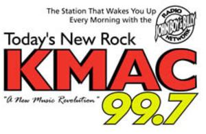 KBOD - Image: KMAC (FM) logo