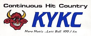 KYKC - Image: KYKC station logo