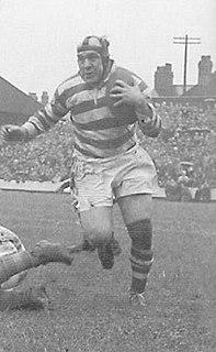 Ken Gee GB & England international rugby league footballer