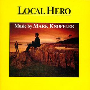 Local Hero (album) - Image: Knopfler Local hero