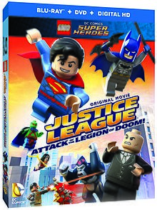 Lego Dc Comics Super Heroes Justice League Attack Of The Legion Of Doom Wikipedia