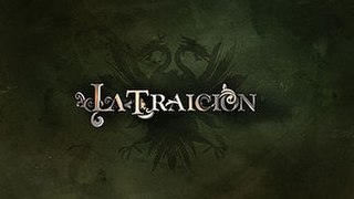 <i>La traición</i> (2008 TV series) television series