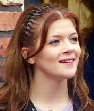 Leanne Battersby - Leanne as she appeared in 1997.
