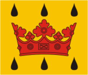 Leduc, Alberta - Image: Leduc flag