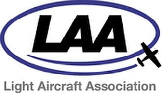 Light Aircraft Association - Image: Light Aircraft Association Logo