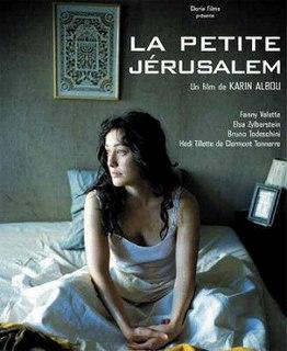 <i>Little Jerusalem</i> (film) 2005 French film