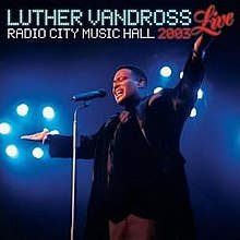 Live Radio City Music Hall 2003 album cover.jpg