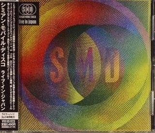 <i>Live in Japan</i> (Simian Mobile Disco album) 2008 live album by Simian Mobile Disco