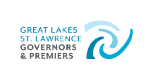 Great Lakes and St. Lawrence Governors and Premiers - Image: Logo of the Conference of Great Lakes and St. Lawrence Governors and Premiers