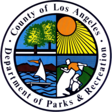 Los Angeles County Department of Parks and Recreation seal.png