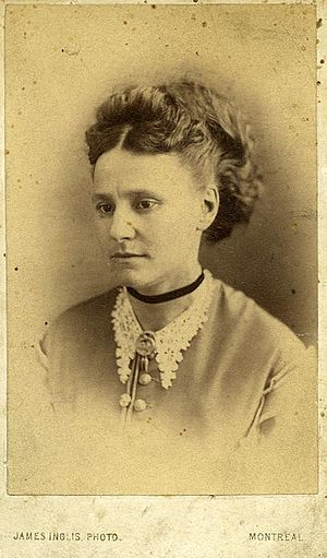 Lucy Margaret Baker - Image: Lucy Margaret Baker ca 1870