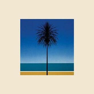The English Riviera (album) - Image: METRONOMY THE ENGLISH RIVIERA ALBUMCOVER