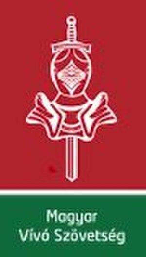 Hungarian Fencing Federation - Image: MVSZ logo