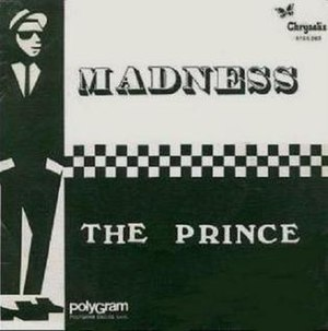 The Prince (song) - Image: Madness The Prince