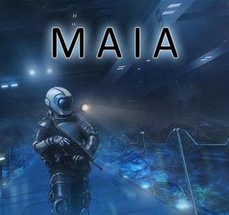 Maia (video game) - Image: Maia logo