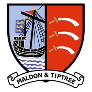 Maldon & Tiptree F.C. - Image: Maldon and Tiptree FC Logo