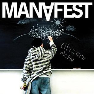 Citizens Activ - Image: Manafest citizens activ
