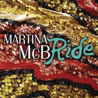 Ride (Martina McBride song) - Image: Martina Mc Bride Ride