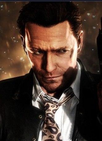Max Payne (character) - Image: Max Payne MP3