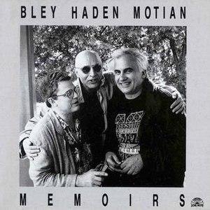 Memoirs (jazz album) - Image: Memoirs (album)